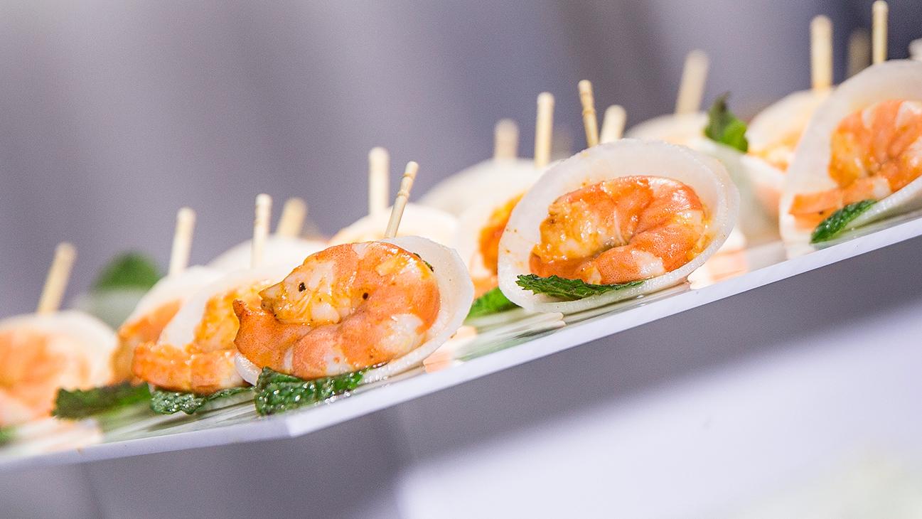 Pièces cocktails (© Nicolas Vercellino)